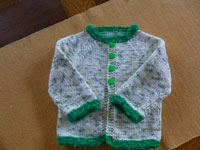 kinderjacke stricken 110